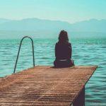 Alone Girl Dp For Whatsapp Profile Photo Free