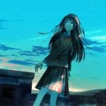 Alone Girl Dp Images Download