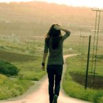 Alone Girl Dp For Whatsapp Profile Photo Download