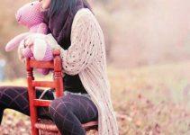 Alone Girl Dp For Whatsapp Profile Wallpaper Pics for Facebook-whatsapp