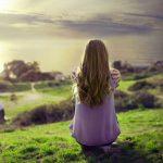 Alone Girl Dp For Whatsapp Profile Wallpaper Pics Download