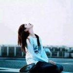 Alone Girls Whatsapp dp Images photo wallpaper free download