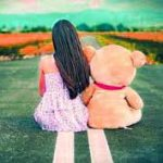 Alone Girls Whatsapp dp Images pictures free hd