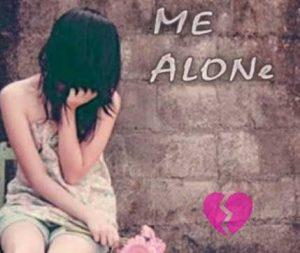 Alone Sad Girls Whatsapp DP pics free hd
