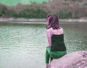 Alone Sad Girls Whatsapp DP photo hd download