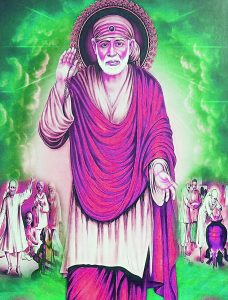 Amazing Sai Baba Images wallpaper free hd