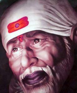 Amazing Sai Baba Images pics for whatsapp