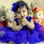 Cute Baby DP Wallpaper Free