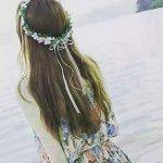 Beautiful Pretty Girl Whatsapp Dp