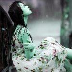 Crying Girl Whatsapp DP Images pictures free hd