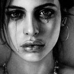 Crying Girl Whatsapp DP Images photo pics hd