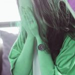 Crying Girl Whatsapp DP Images photo download