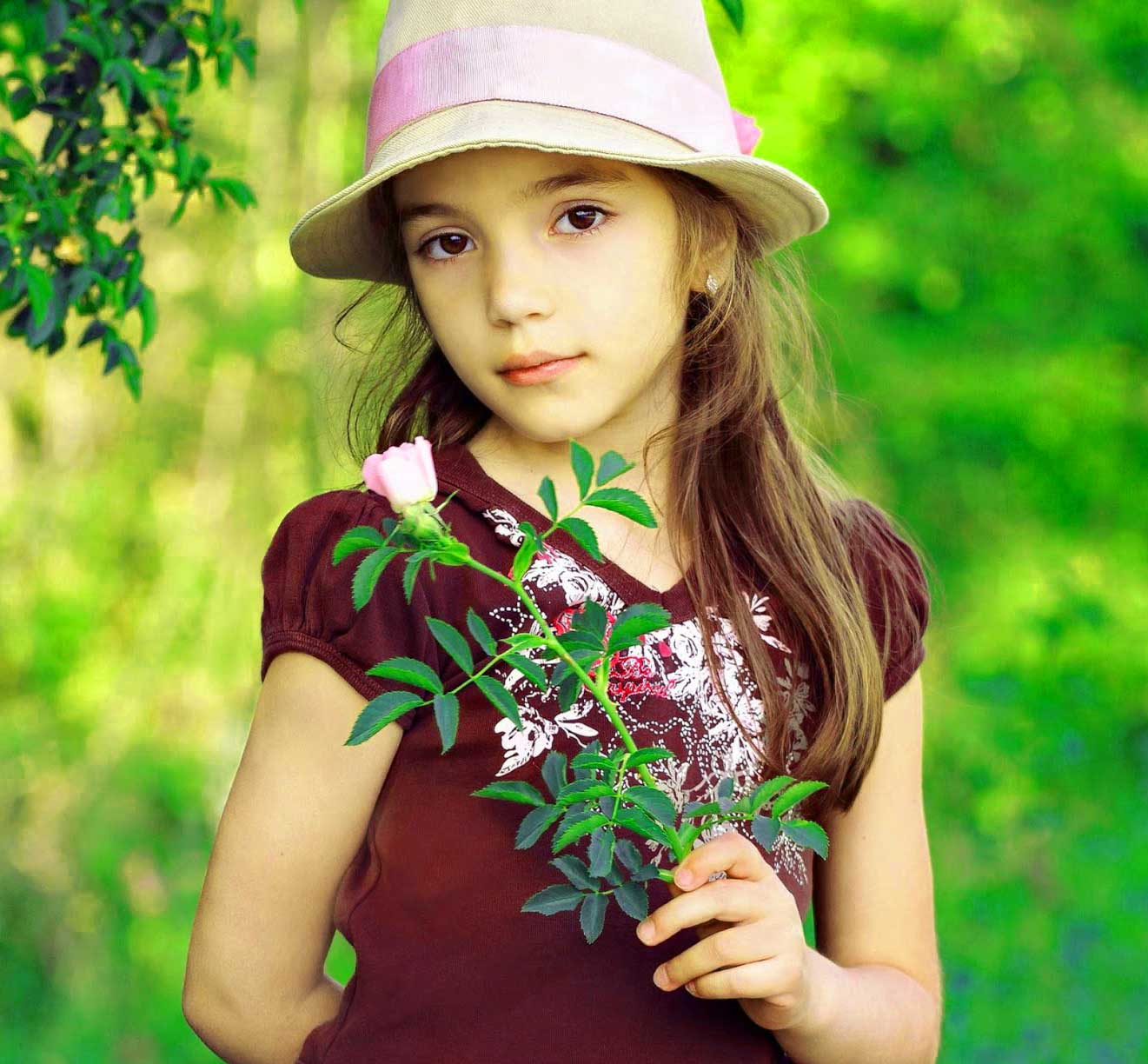 Cute Baby Girl Whatsapp Dp pictures photo hd