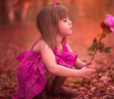 Cute Baby Girl Whatsapp Dp wallpaper pics free hd