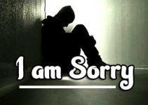 Download I Am Sorry Photo Wllpaper