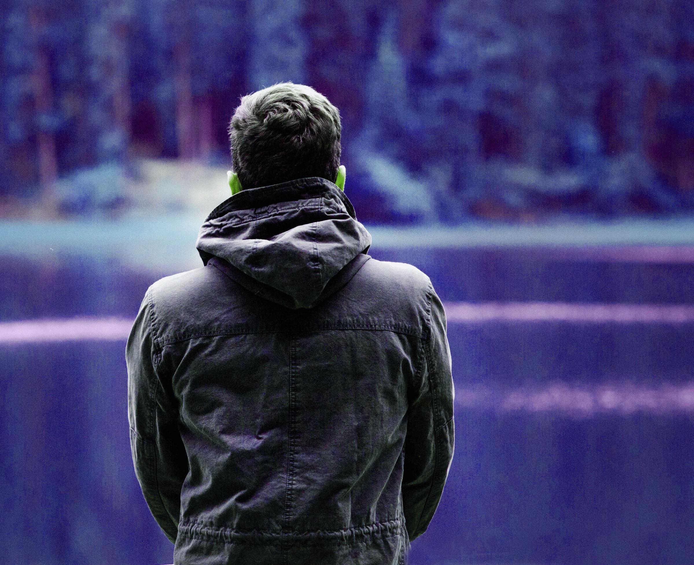 The Best Feeling Alone Whatsapp DP photo download