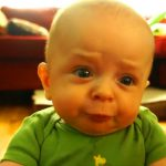 Funny Baby Whatsapp Dp hd Wallpaper