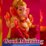 Ganesha Good Morning Wallpaper