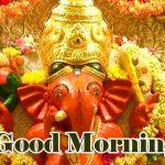 Ganesha Good Morning Images pics hd