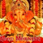 Ganpati Good Morning Images pictures download