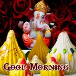 Ganpati Good Morning Images pics download