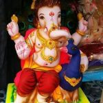 Ganpati Good Morning Images pictures hd download