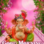 Ganpati Good Morning Images photo free hd