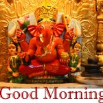 Ganpati Good Morning Images pictures free hd