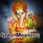 Ganpati Good Morning Images photo download