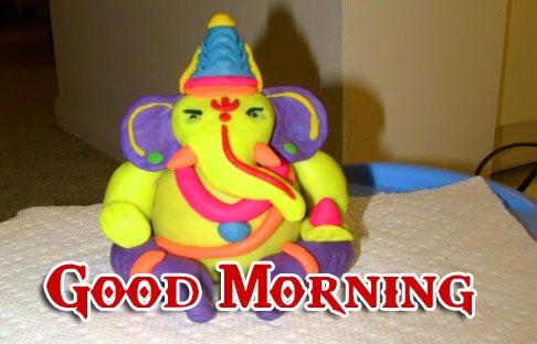 51+ Ganpati Good Morning Images [ 2021 Collection ]