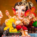 Ganpati Good Morning Images photo wallpaper free download