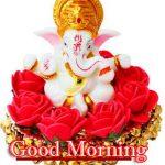 Ganpati Good Morning Images pics hd