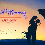 Romantic Love Couple Good Morning Wishes Images Download