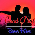 best couple Good Night Images pictures download