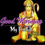 New Free Hanuman Ji Good Morning Images Pics Download