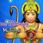New Best Hanuman Ji Good Morning Images Pics Download
