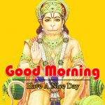 Hanuman Ji Good Morning Images for Whatsapp