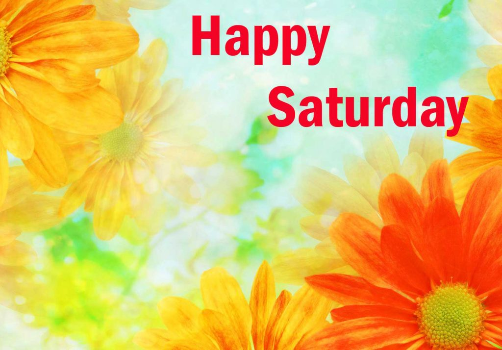 Happy Saturday Good Morning Images Wallpaper Download