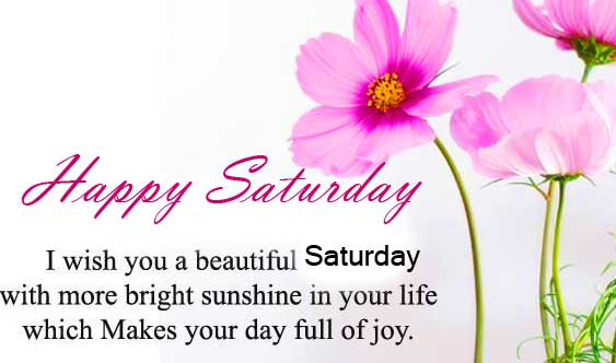 Latest Free New Happy Saturday Good Morning Images Pics Download