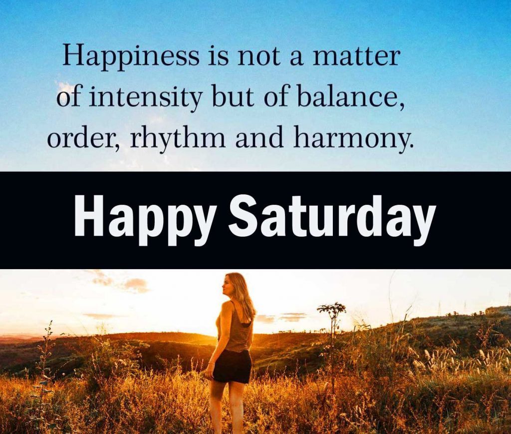 Happy Saturday Good Morning Images Pics Download New
