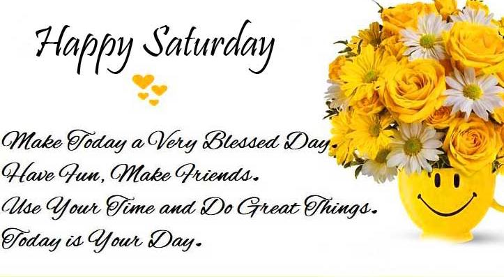 Top Free Full HD Happy Saturday Good Morning Images Pics Download