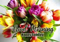 Happy Sunday Good Morning Wallpaper