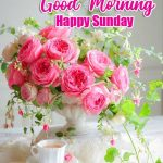 happy sunday good morning images free hd