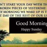 happy sunday good morning images pictures for facebook