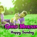 Happy Sunday good Morning Images photo download