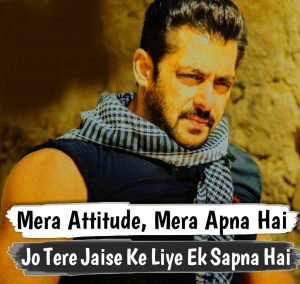 Hindi Attitude Wallpaper Free Download