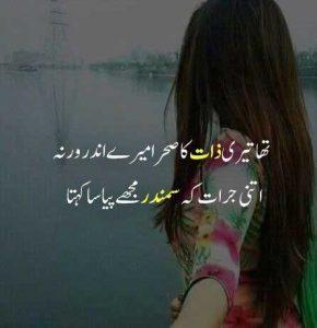 Latest Hindi Sad Shayari Images photo for facebook