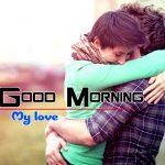 Latest Love Couple Good Morning Photo Pictures