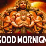 Lord Hauman ji Good Mornign Wallpaper Download