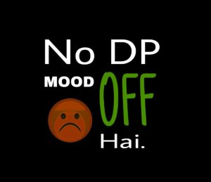 Mood Off DP Images photo hd
